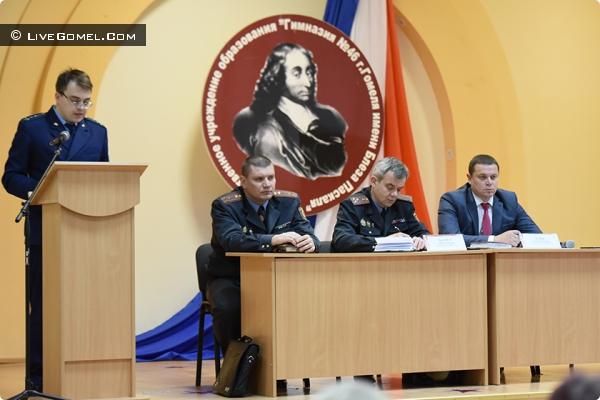 Центральной темой Дня руководителя в Советском районе стала борьба с коррупцией