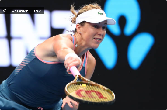 Анастасия Павлюченкова Australian Open 2019