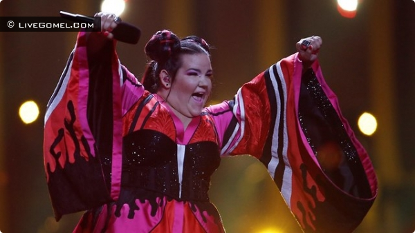 Netta Barzilai eurovision
