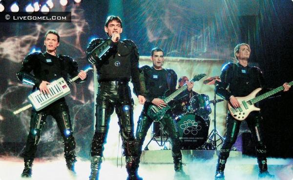 Михалис Ракинтзис eurovision
