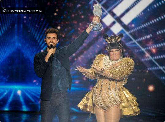 Победитель Eurovision-2019 - Нидерланды, Дункан Лоуренс с композицией Arcade