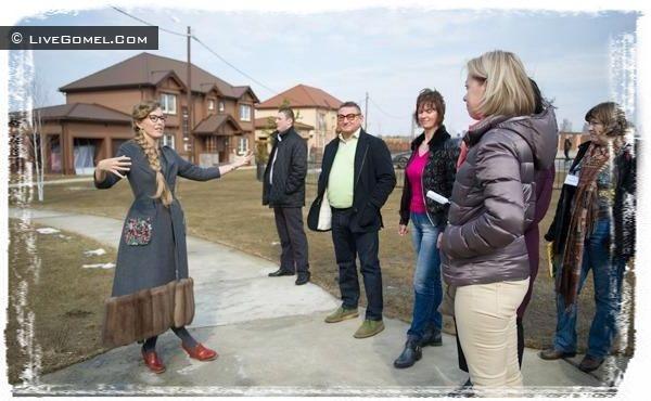 Ксения Собчак строит дом за 40 миллионов на Рублевке