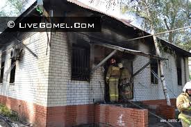 Во время пожара в Буда-Кошелевском районе погиб 12-летний мальчик