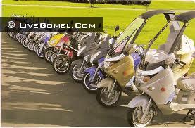 Мотоциклы в Осовцах